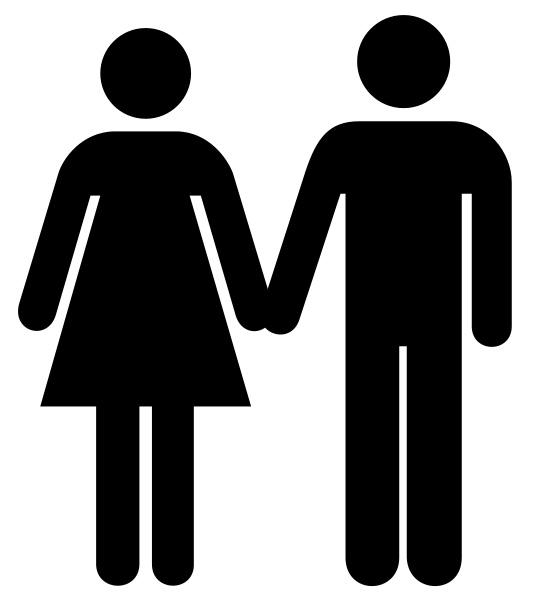 dificultad para determinar, a simple vista, el sexo de una persona